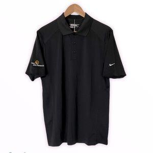 Nike Men's Dri Fit Golf Shirt Size M